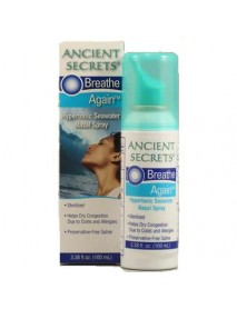 Ancient Secrets Breath Again Nasal Spray (1x3.38 Oz)