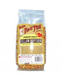 Bob's Red Mill Yellow Popcorn (4x27OZ )