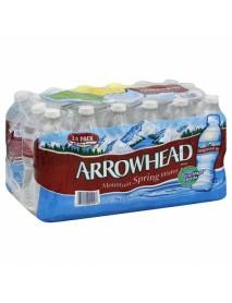 Arrowhead Water Spring Water Tuxedo (1x24Pack )