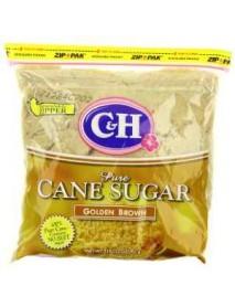 C & H Yellow D Sugar (1x50LB )