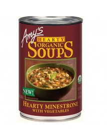 Amy's Minestrone w/Veg Soup (12x14.1OZ )