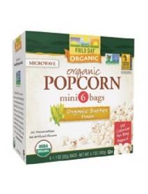 Field Day Butter Min Mw Popcorn (6x6Pack )