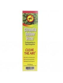 Citronella Outdoor Sticks (1x10 CT)
