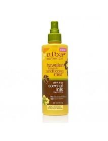 Alba Botanica L/I Conditioner Mist Coconutmilk (1x8OZ )