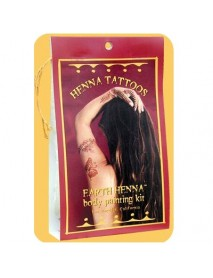 Earth Henna Lm Hnna Mini Body Paint K (1x1KIT )