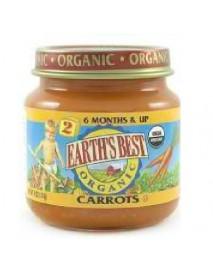 Earth's Best Baby Foods Baby Carrots (12x4OZ )