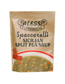 Alessi Split Pea Soup (6x6OZ )