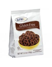 Glutino Chocolate Cov Pretzels (12x5.5OZ )