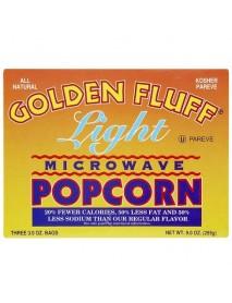 Golden Fluff Micro Popcorn Lt (12x9OZ )