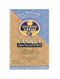 Oregon Chai Dry Mix Vanilla (6x8 CT)