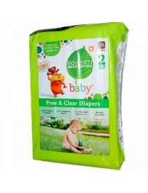 Seventh Generation Diapers Stage 2 (4x36 CT)