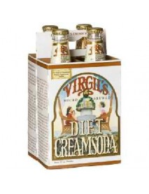 Virgil's Diet Creme Soda (6x4Pack )