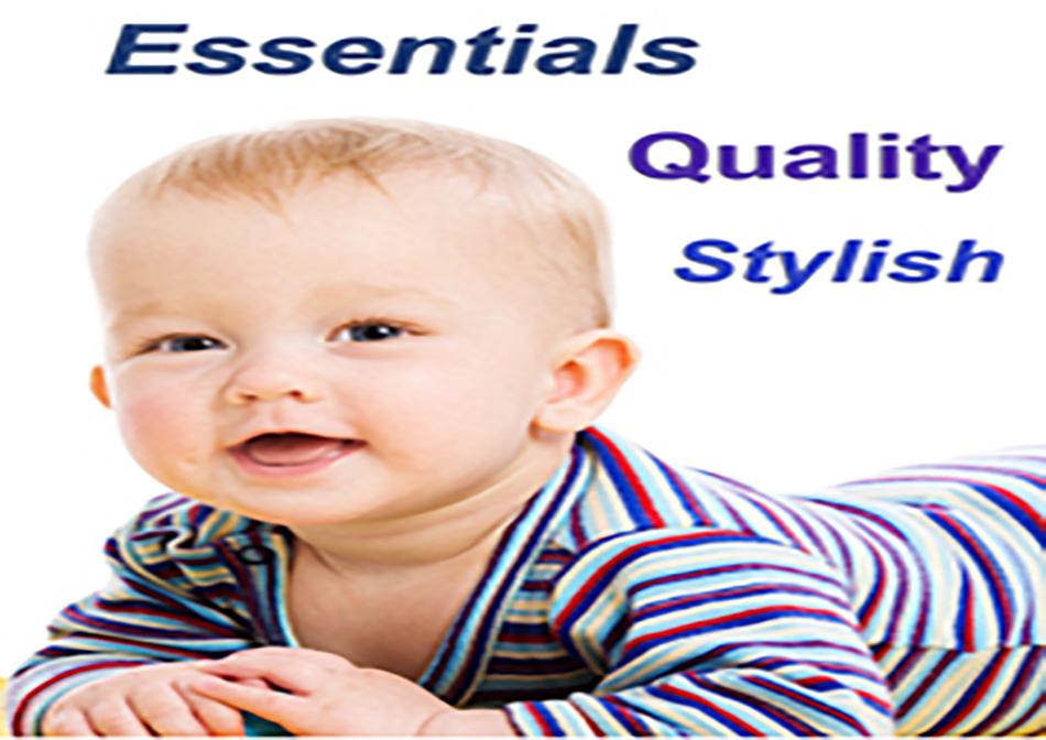 Premium 100% Cotton Interlock Baby Garments and Accessories