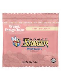 Honey Stinger Pink Lemonade Energy Chews (12x1.8 OZ)
