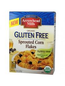 Arrowhead Mills Sprouted Corn Flakes  (6x10 OZ)