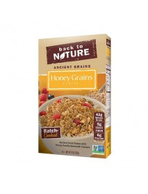 Back to Nature Honey Grains Cereal (6x10 OZ)