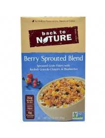 Back to Nature Berry Sprouted Blend (6x10 OZ)