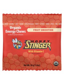 Honey Stinger Organic Fruit Smoothie Chews  (12x1.8 OZ)