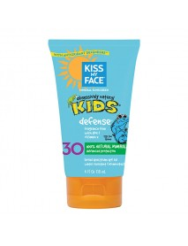 Kiss My Face Kids Mineral SPF 30 Natural Organic Sunscreen (1x3.4 OZ)