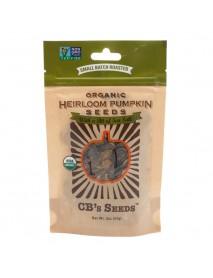 CB's Heirloom Pumpkin Seeds (12x2 OZ)