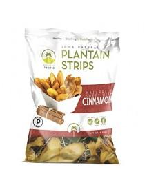 Artisan Tropic Plantain Strips with Cinnamon (12x4.5 OZ)