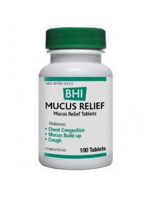 BHI Mucus Relief  (1x100 TAB )