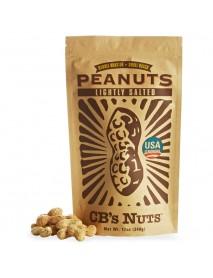 CB's Jumbo Peanuts Lightly Salted (12x12 OZ)