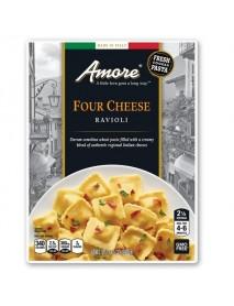 Amore Four Cheese Ravioli (6x8.8 OZ)