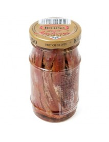Bellino Flat Anchovies In Olive Oil (12x4.25 OZ)