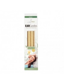 Wally's Natural Beeswax Ear Candles (1x4 PC  )