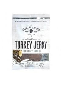 Country Archer Jerky Turkey Hickory Smoke (12x2.75 OZ)