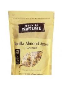 Back To Nature Vanilla Almond Agave Granola (6x11 OZ)