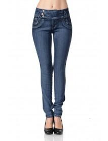Crocker Women's Jeans - Push Up - Style G112 - Size:0