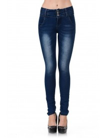 Frenzy Women's Jeans - Push Up - Style 006 - Size:0