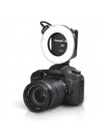 AHL-HC100 AHL-HN100 LED Macro Ring Flashlight For Canon Nikon