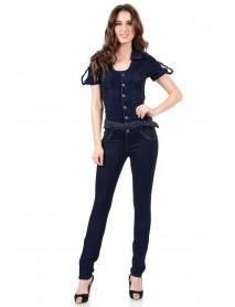 M.Michel Women's Jumpsuit - Style 424A - Size:3