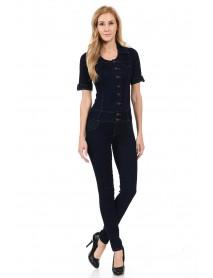 M.Michel Women's Jumpsuit - Style 627C - Size:11