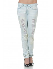 M.Michel Women's Jeans Colombian Design, Butt Lift, Levanta Cola, Push Up, Skinny - Style 0179 - Size:0