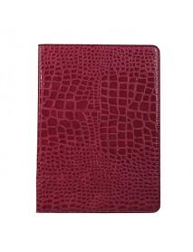 Crocodile Design Folio PU Leather Case Cover For Samsung Tab S T800