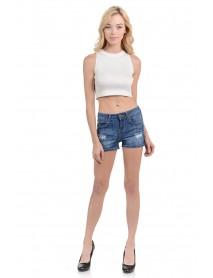 Sweet Look Women's Shorts - Style CH007 - Size:1