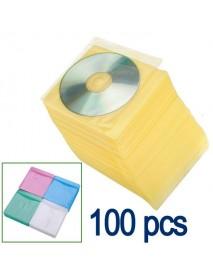 100 x Clear Cover Storage Case Bag Plastic Holder Packs