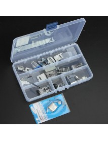 15 Pcs Sewing Machine Kit Foot Feet Accessory Set For Janome Toyota