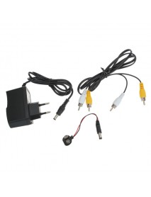 1.2G Wireless Camera Kit Radio AV Receiver With Power Supply