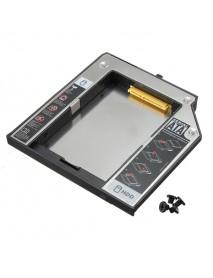 12.7mm SATA 2nd HDD Hard Drive Caddy for IBM Lenovo Thinkpad T420 T510
