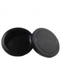 Camera Body And Rear Lens Cap For Canon XTi XSi 30D 40D 50D
