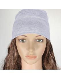 Women Multicolor Elastic Hairbands Turban Stretch Wide Yoga Headbrand