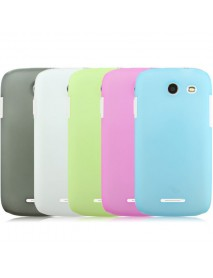 Snow Jade Clear Soft Matte Protective Case For Coolpad 5890