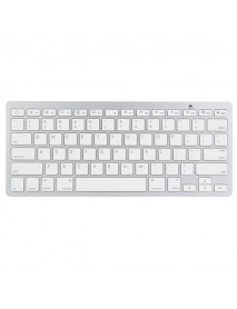 Bluetooth Wireless White Keyboard For Macbook Mac iPad iPhone