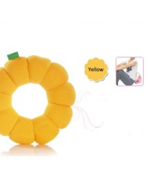 Plush Fabric Donut Elastic Lovely Multifunctional Cushion
