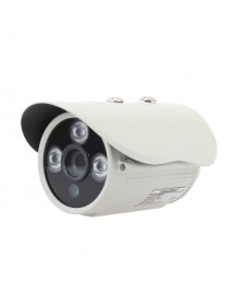 1/4 CMOS 139+8510 IR-CUT 800TVL Waterproof Security Camera L610DH